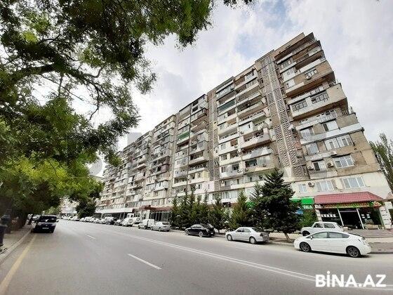 3 otaqlı köhnə tikili - Yasamal r. - 84 m² (1)