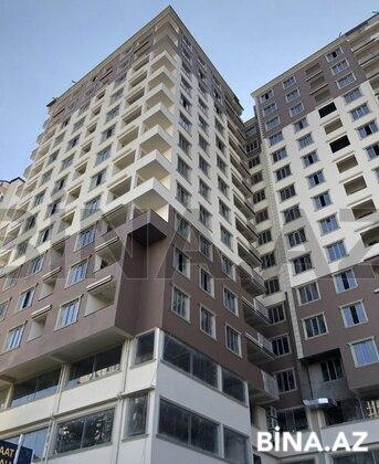 1 otaqlı yeni tikili - İnşaatçılar m. - 47 m² (1)