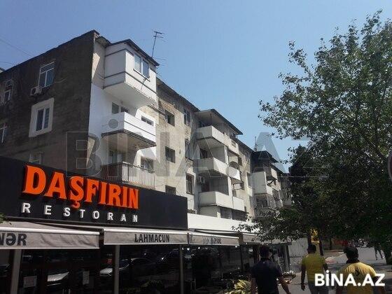 1 otaqlı köhnə tikili - İnşaatçılar m. - 30 m² (1)