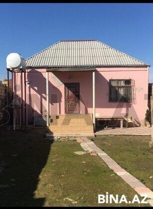 2 otaqlı ev / villa - Şağan q. - 65 m² (1)