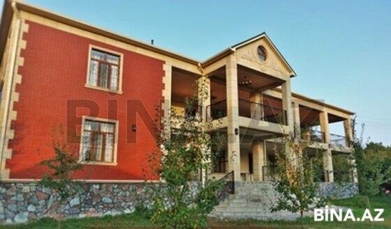 12 otaqlı ev / villa - Qəbələ - 450 m² (1)