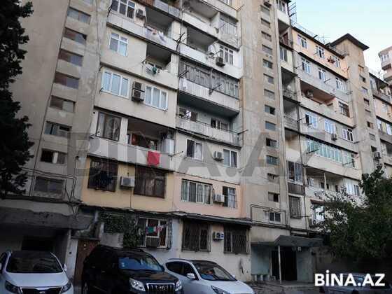 2 otaqlı köhnə tikili - Nəsimi m. - 70 m² (1)