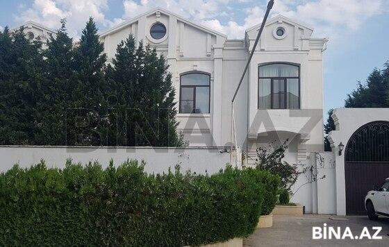 14 otaqlı ev / villa - Badamdar q. - 600 m² (1)