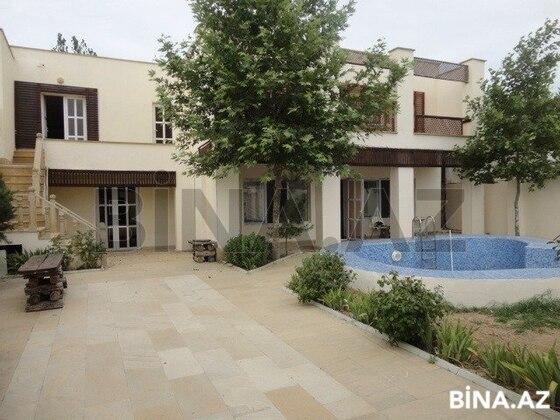 7 otaqlı ev / villa - Novxanı q. - 432 m² (1)