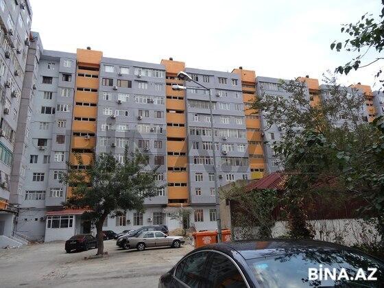 3 otaqlı köhnə tikili - Gənclik m. - 90 m² (1)