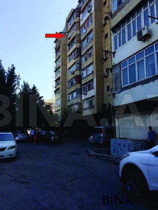 4 otaqlı köhnə tikili - Bakıxanov q. - 96 m² (1)