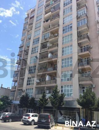 3 otaqlı yeni tikili - Şah İsmayıl Xətai m. - 123 m² (1)