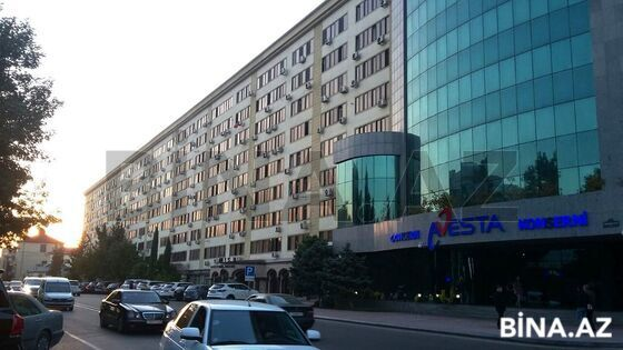 4 otaqlı köhnə tikili - Nərimanov r. - 130 m² (1)