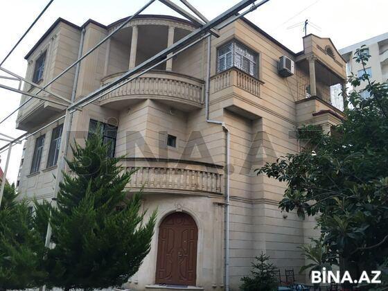 7 otaqlı ev / villa - Nərimanov r. - 450 m² (1)