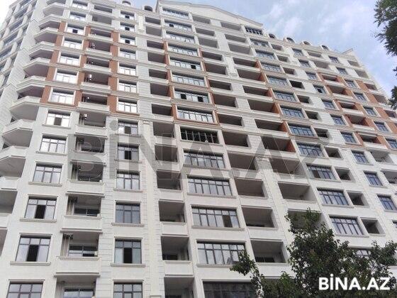 4 otaqlı yeni tikili - Nəriman Nərimanov m. - 157 m² (1)