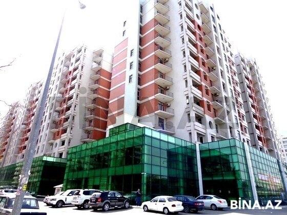 3 otaqlı yeni tikili - Nəsimi r. - 123 m² (1)