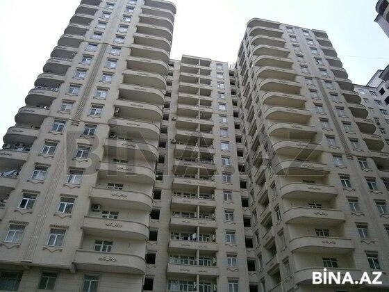 3 otaqlı yeni tikili - Həzi Aslanov m. - 118 m² (1)
