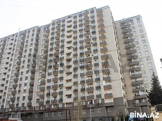 3 otaqlı yeni tikili - Qara Qarayev m. - 102 m² (1)