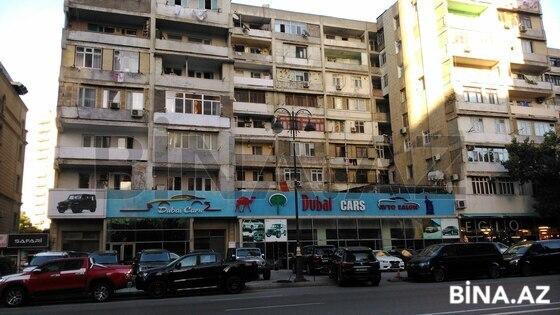 2 otaqlı köhnə tikili - Nəsimi r. - 70 m² (1)