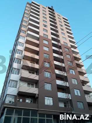 2 otaqlı yeni tikili - Qara Qarayev m. - 65 m² (1)