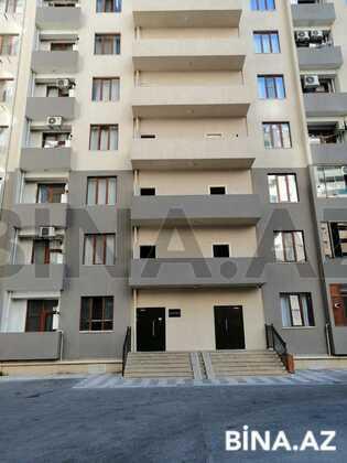 3 otaqlı yeni tikili - Nizami m. - 110 m² (1)