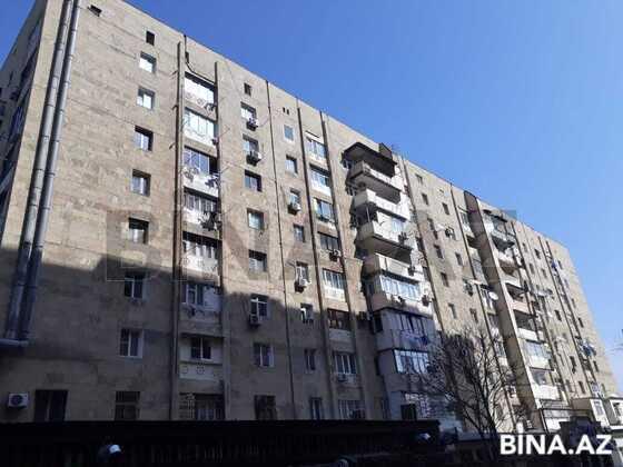 3 otaqlı köhnə tikili - Elmlər Akademiyası m. - 85 m² (1)