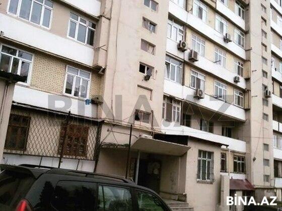 3 otaqlı köhnə tikili - Koroğlu m. - 90 m² (1)