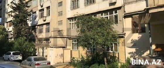 3 otaqlı köhnə tikili - Həzi Aslanov m. - 105 m² (1)