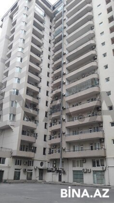 3 otaqlı yeni tikili - Nizami m. - 98 m² (1)