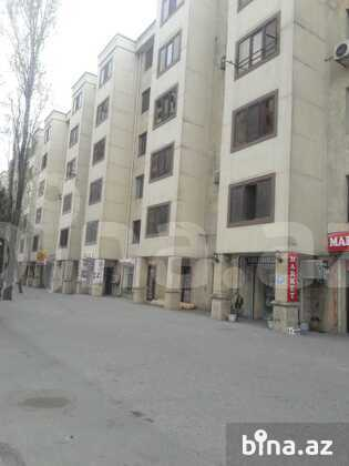 2 otaqlı köhnə tikili - İnşaatçılar m. - 56 m² (1)