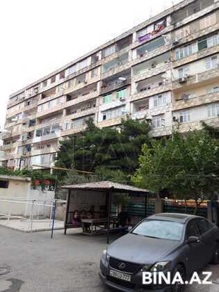 3 otaqlı köhnə tikili - Bakıxanov q. - 70 m² (1)