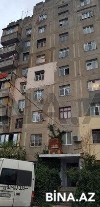 4 otaqlı köhnə tikili - Günəşli q. - 103 m² (1)