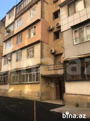 3 otaqlı köhnə tikili - Qara Qarayev m. - 60 m² (1)