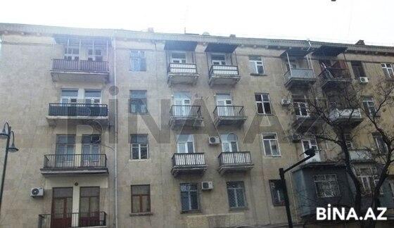2 otaqlı köhnə tikili - Sahil m. - 60 m² (1)