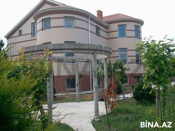 Bağ - Mərdəkan q. - 550 m² (1)