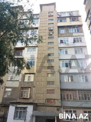 3 otaqlı köhnə tikili - Yeni Yasamal q. - 75 m² (1)