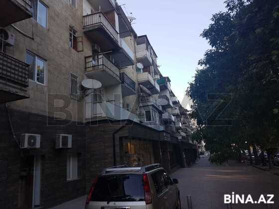 3 otaqlı köhnə tikili - Elmlər Akademiyası m. - 90 m² (1)