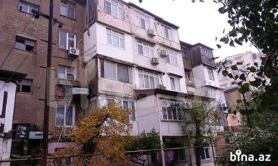 2 otaqlı köhnə tikili - Xalqlar Dostluğu m. - 45 m² (1)