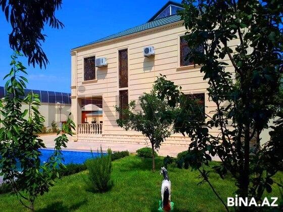 Bağ - Mərdəkan q. - 400 m² (1)