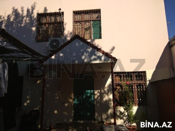 4 otaqlı ev / villa - Nəriman Nərimanov m. - 146 m² (1)