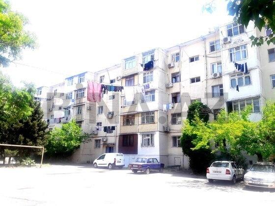 2 otaqlı köhnə tikili - Nizami r. - 50 m² (1)