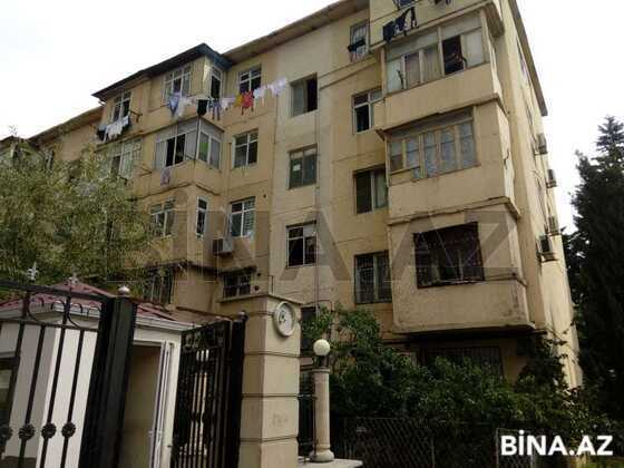 3 otaqlı köhnə tikili - Memar Əcəmi m. - 57.8 m² (1)