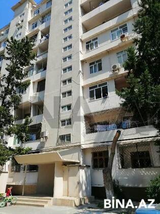 3 otaqlı köhnə tikili - Əhmədli m. - 85 m² (1)