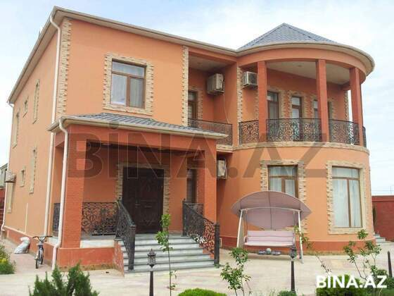 8 otaqlı ev / villa - Şüvəlan q. - 600 m² (1)