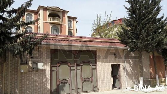 7 otaqlı ev / villa - Abşeron r. - 440 m² (1)