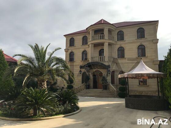 Bağ - Mərdəkan q. - 500 m² (1)