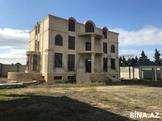 Bağ - Mərdəkan q. - 1200 m² (1)