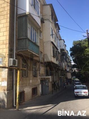 3 otaqlı köhnə tikili - Qara Qarayev m. - 75 m² (1)