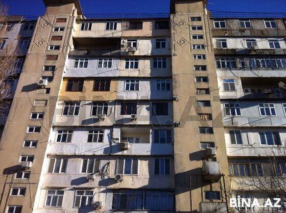5 otaqlı köhnə tikili - Köhnə Günəşli q. - 120 m² (1)
