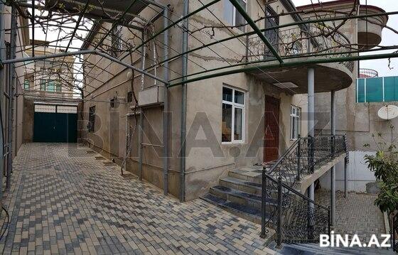 8 otaqlı ev / villa - Həzi Aslanov m. - 300 m² (1)