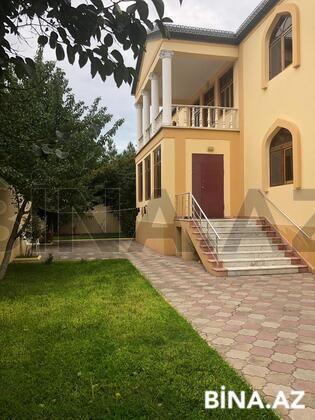 9 otaqlı ev / villa - Nərimanov r. - 450 m² (1)