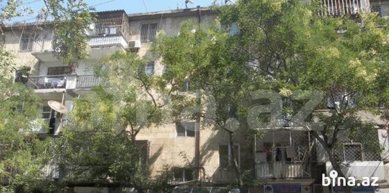 4 otaqlı köhnə tikili - Nizami m. - 110 m² (1)