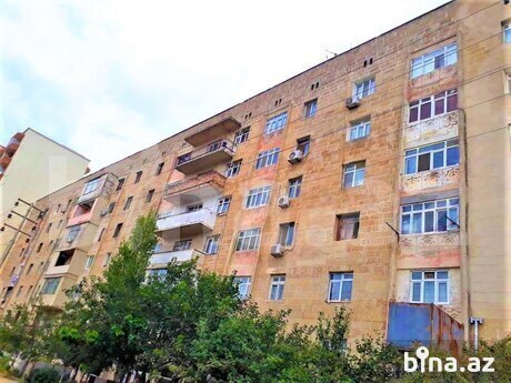 3 otaqlı köhnə tikili - Badamdar q. - 65 m² (1)