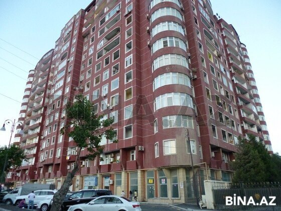 4 otaqlı yeni tikili - Nərimanov r. - 134 m² (1)