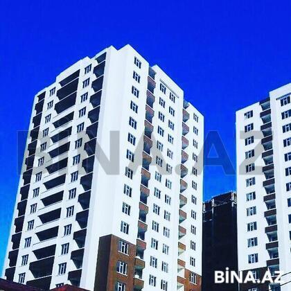 3 otaqlı yeni tikili - Badamdar q. - 100 m² (1)